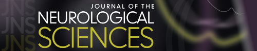 Image result for journal of the neurological sciences